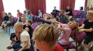 Артисты Росгосцирка эквилибристы на першах Саралаевы и клоун Alex посетили наш детский дом_14