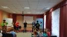 Артисты Росгосцирка эквилибристы на першах Саралаевы и клоун Alex посетили наш детский дом_16