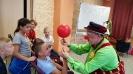 Артисты Росгосцирка эквилибристы на першах Саралаевы и клоун Alex посетили наш детский дом_17