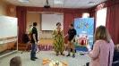 Артисты Росгосцирка эквилибристы на першах Саралаевы и клоун Alex посетили наш детский дом_22