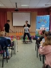 Артисты Росгосцирка эквилибристы на першах Саралаевы и клоун Alex посетили наш детский дом_27