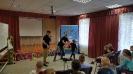 Артисты Росгосцирка эквилибристы на першах Саралаевы и клоун Alex посетили наш детский дом_29
