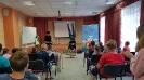Артисты Росгосцирка эквилибристы на першах Саралаевы и клоун Alex посетили наш детский дом_2