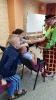 Артисты Росгосцирка эквилибристы на першах Саралаевы и клоун Alex посетили наш детский дом_34