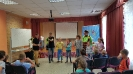 Артисты Росгосцирка эквилибристы на першах Саралаевы и клоун Alex посетили наш детский дом_35