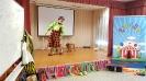 Артисты Росгосцирка эквилибристы на першах Саралаевы и клоун Alex посетили наш детский дом_36