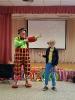 Артисты Росгосцирка эквилибристы на першах Саралаевы и клоун Alex посетили наш детский дом_38