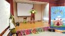 Артисты Росгосцирка эквилибристы на першах Саралаевы и клоун Alex посетили наш детский дом_39