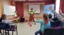 Артисты Росгосцирка эквилибристы на першах Саралаевы и клоун Alex посетили наш детский дом_42