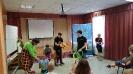Артисты Росгосцирка эквилибристы на першах Саралаевы и клоун Alex посетили наш детский дом_43