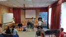 Артисты Росгосцирка эквилибристы на першах Саралаевы и клоун Alex посетили наш детский дом_44