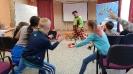 Артисты Росгосцирка эквилибристы на першах Саралаевы и клоун Alex посетили наш детский дом_45