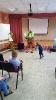 Артисты Росгосцирка эквилибристы на першах Саралаевы и клоун Alex посетили наш детский дом_46
