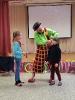 Артисты Росгосцирка эквилибристы на першах Саралаевы и клоун Alex посетили наш детский дом_47