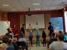 Артисты Росгосцирка эквилибристы на першах Саралаевы и клоун Alex посетили наш детский дом_51