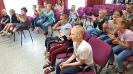 Артисты Росгосцирка эквилибристы на першах Саралаевы и клоун Alex посетили наш детский дом_54