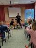 Артисты Росгосцирка эквилибристы на першах Саралаевы и клоун Alex посетили наш детский дом_56