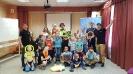 Артисты Росгосцирка эквилибристы на першах Саралаевы и клоун Alex посетили наш детский дом_59