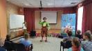 Артисты Росгосцирка эквилибристы на першах Саралаевы и клоун Alex посетили наш детский дом_62