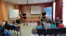 Артисты Росгосцирка эквилибристы на першах Саралаевы и клоун Alex посетили наш детский дом_65