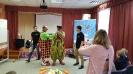 Артисты Росгосцирка эквилибристы на першах Саралаевы и клоун Alex посетили наш детский дом_6