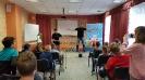 Артисты Росгосцирка эквилибристы на першах Саралаевы и клоун Alex посетили наш детский дом_8