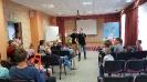 Артисты Росгосцирка эквилибристы на першах Саралаевы и клоун Alex посетили наш детский дом_9